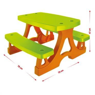 Mochtoys Picnic Table ,10722