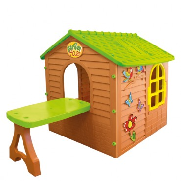 Mochtoys House with table,11045