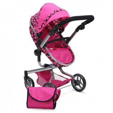 Nano Stroller for dolls Bella - 9695