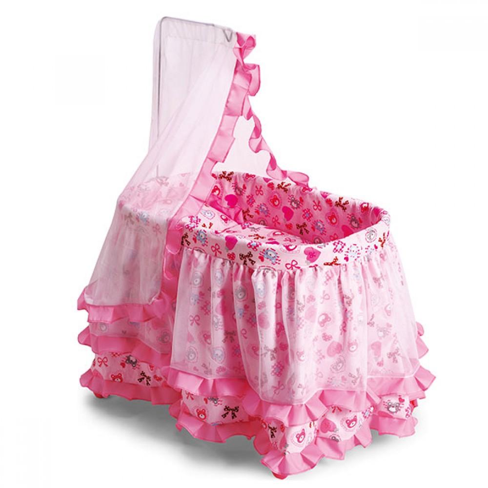 Nano Cot for dolls Princess - 9376