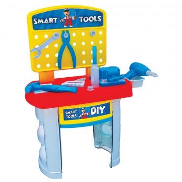 CAR TOYS 35 pcs Ucar Handy Tommy workbench Set, 130