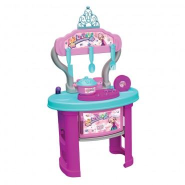 UCAR TOYS 19 pcs Ucar Kitchen set Princess Maya, 125