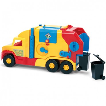 Wader Super Truck refuse lorry - short ,36580