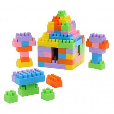 Polesie Constructor Little Builder 72 pcs ,0309