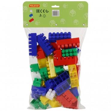 Polesie Constructor Little Builder 48 pcs,0316